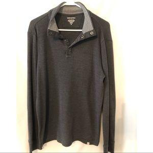 Banana Republic men's pullover shirt size medium